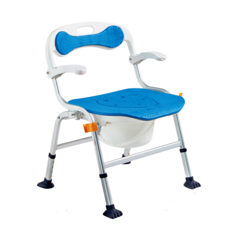 Shower commode chair,muti-functional shower chair
